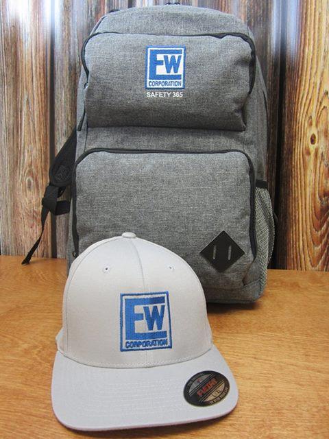 Casa_del_Mar_Logo_Hats_Logo_Backpack