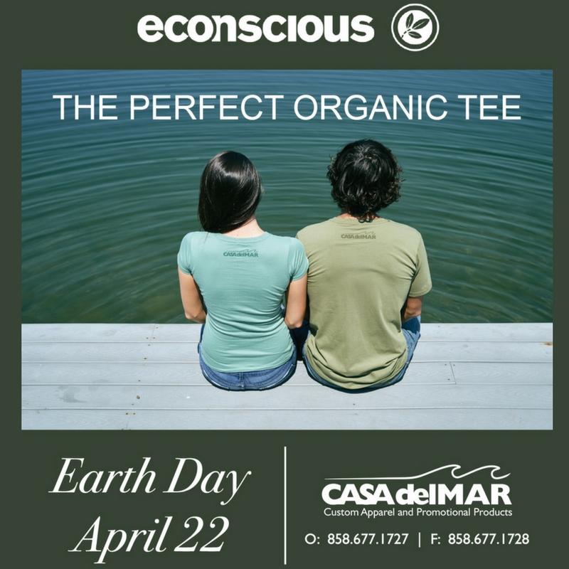 03ba1ad95 EARTH DAY — Custom Logo Apparel and Promotional Products