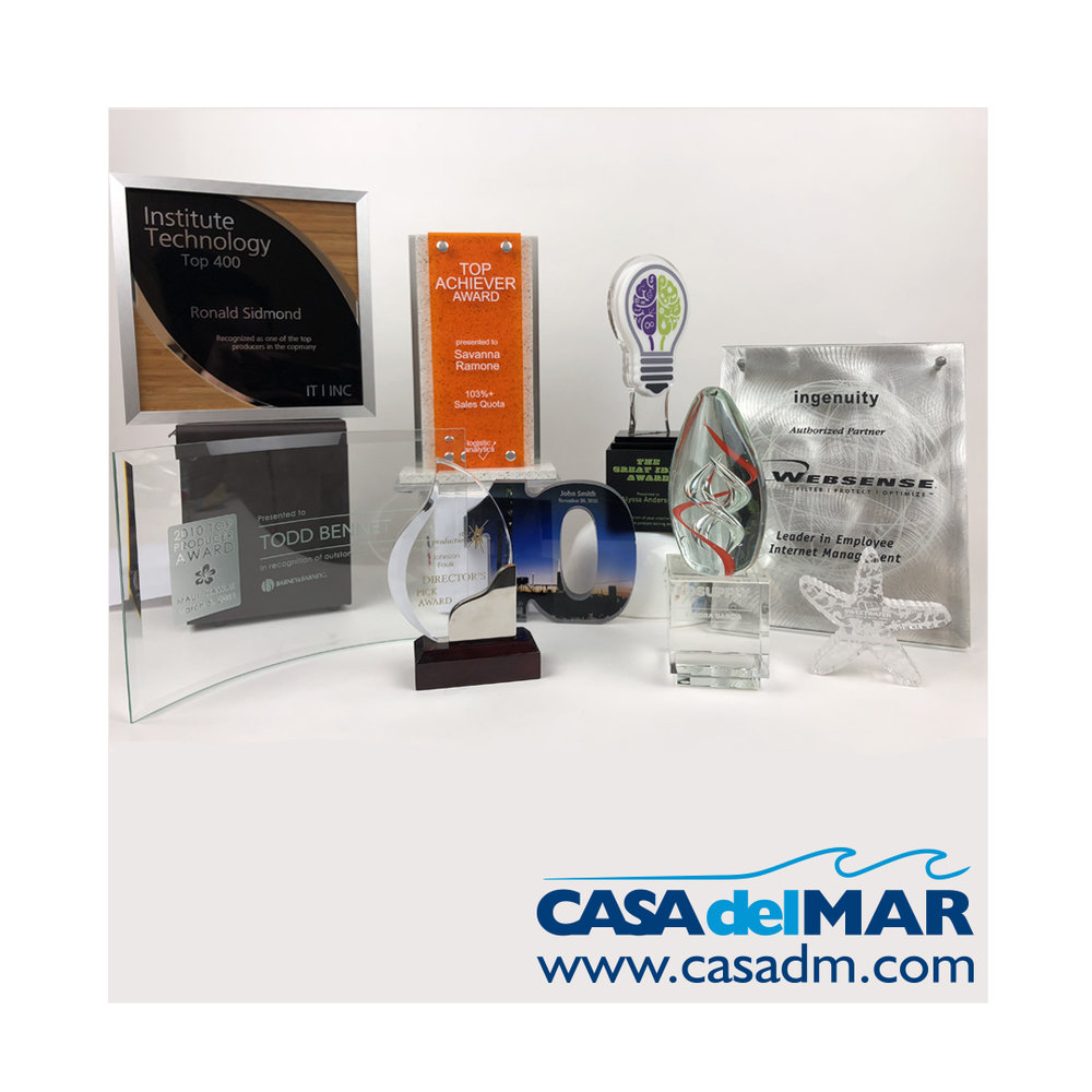 Awards, Custom, Laser Engraved, Branding, Promotional Products