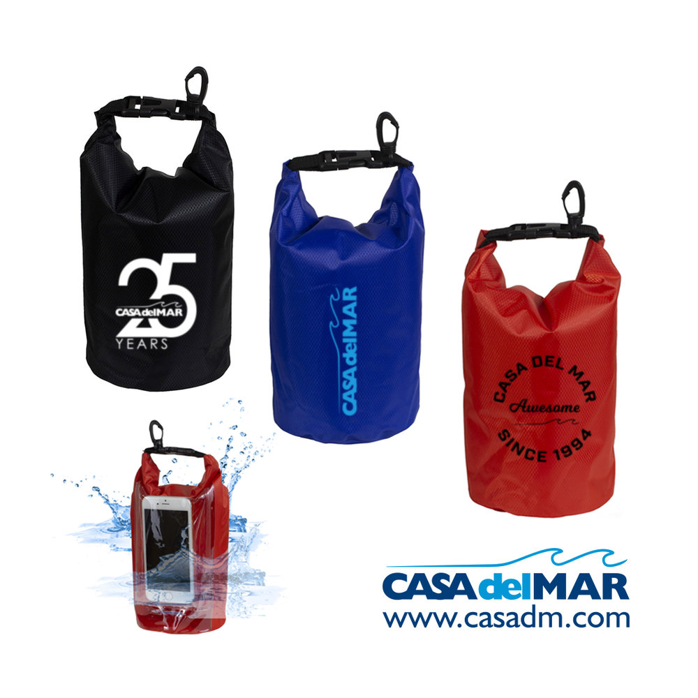 Dry Bag, Water Proof, San Diego, Promotional Products, Embroidery, Screen Print, North County, Promotional Items