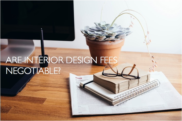are interior design fees negotiable?  photo credit: dttsp