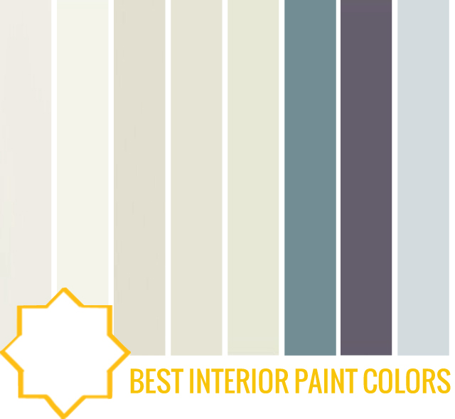 Best Interior Paint Colors Good Looking