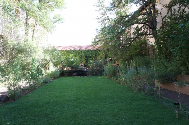 Gardens at La Posada by Capella KIncheloe