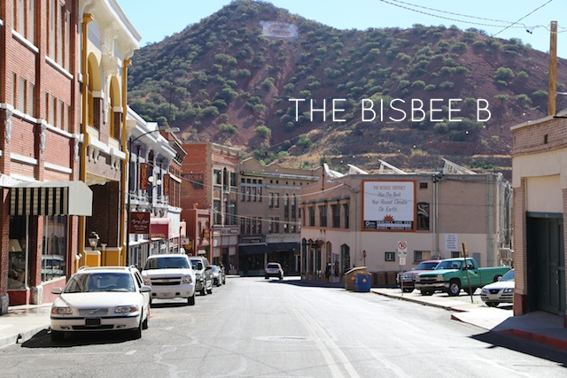 Bisbee Old Town on Capella Kincheloe Interior Design Phoenix