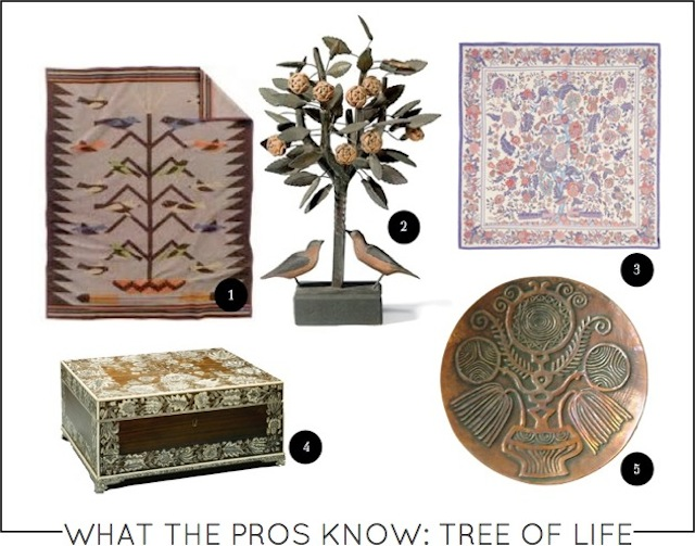 what the pros know tree of life on Capella Kincheloe Interior Design Phoenix
