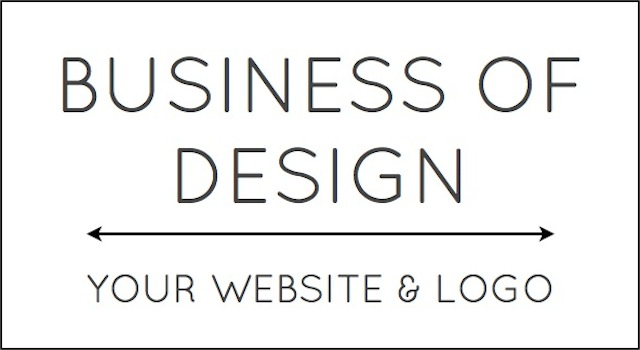 Business of Design Your Website and Logo on Capella Kincheloe Interior Design Phoenix blogger