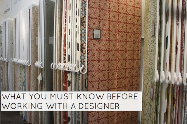 What you must know before working with an interior designer on capella kincheloe interior design phoenix