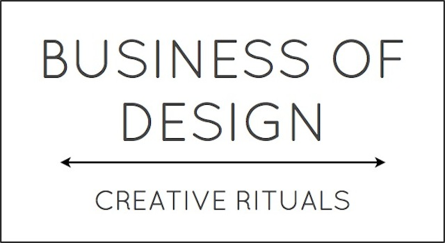 Business of Design Creative Rituals on Capella Kincheloe Interior Design and Consulting