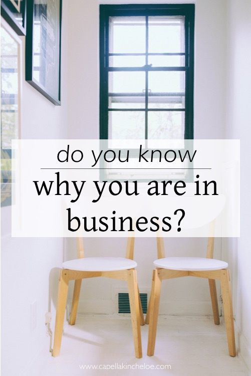 why are you in business photo by dttsp via capella kincheloe interior design business training