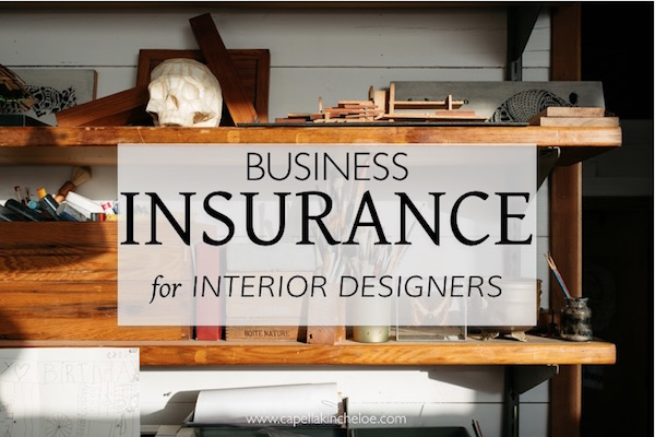 insurance for interior designers on capella kincheloe