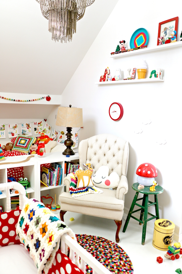 Tiny LIttle Pads Nursery & Playroom
