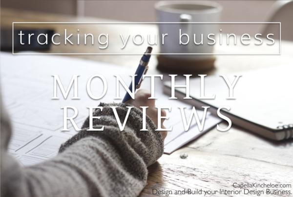 monthly reviews interior designer capella kincheloe