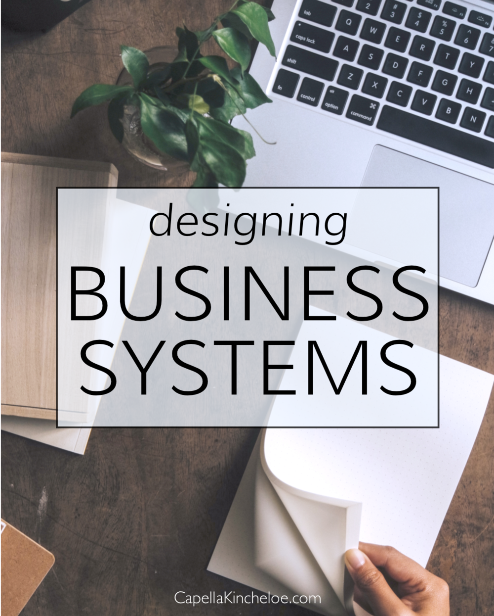 Designing business systems capella kincheloe interior design