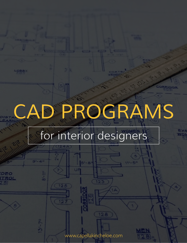 Interior Design Cad Programs Cad Interior Design Software
