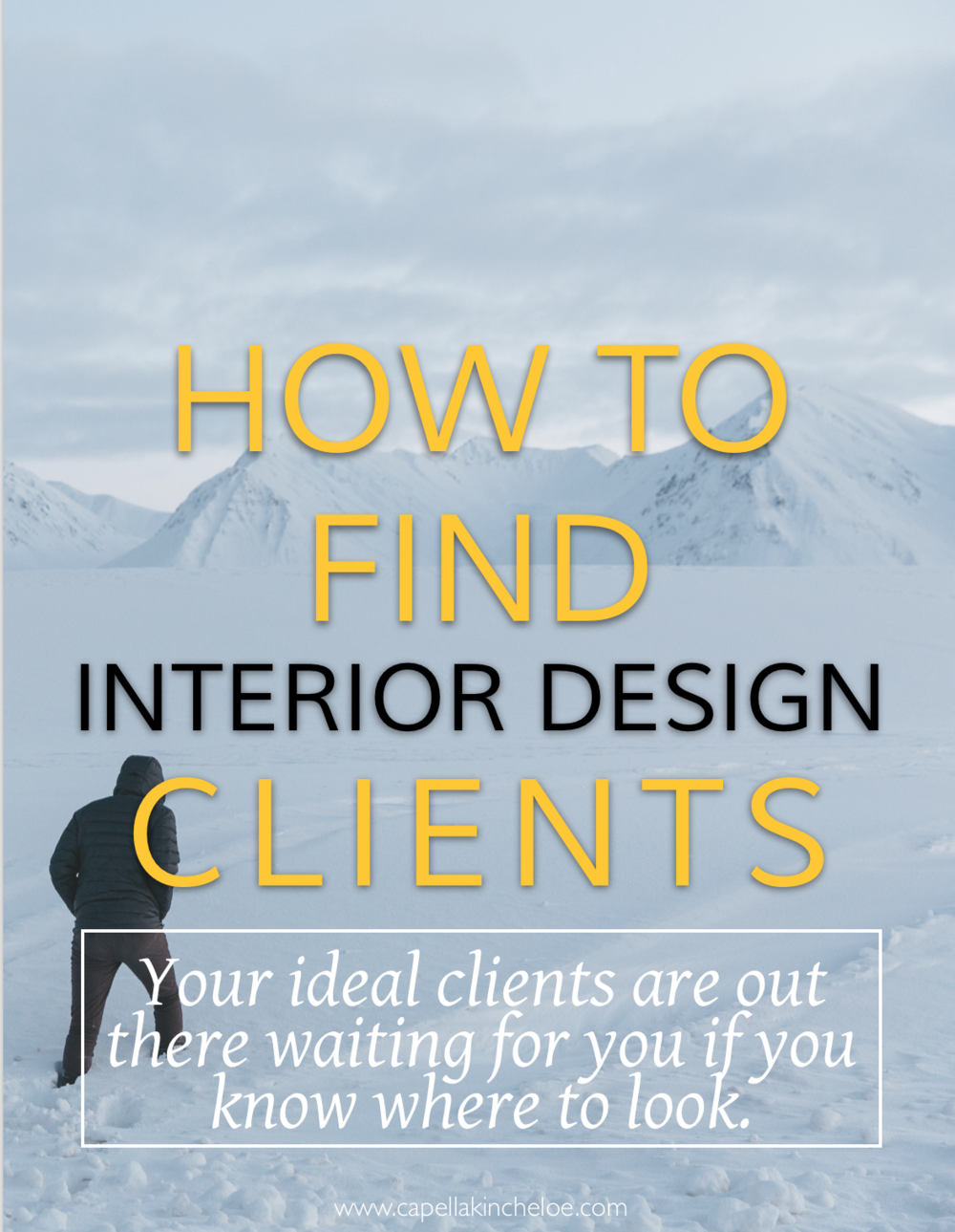 Good Your Ideal Clients Are Out There, You Just Need To Know Where To Find Them