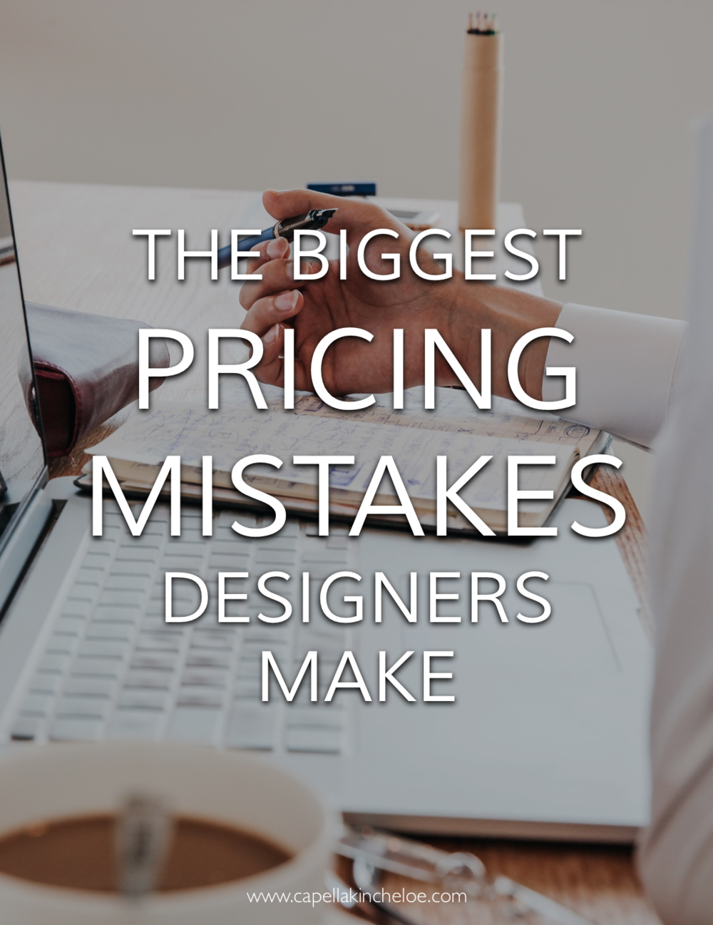Here are the biggest mistakes that interior designers make when pricing interior design services and running an interior design business.  Learn what they are and how to avoid them like a boss!
