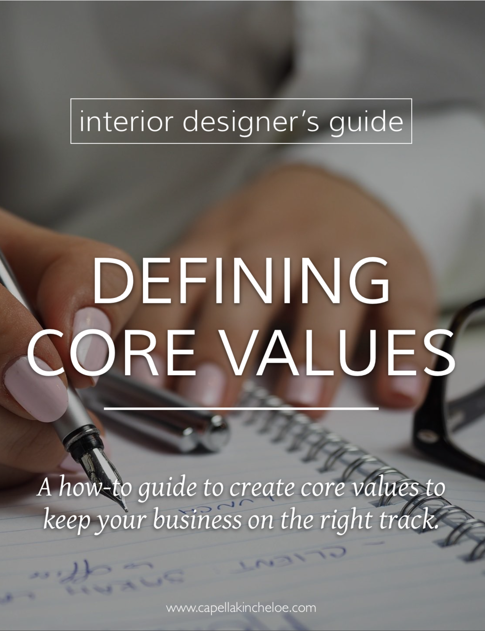 Defining your core values as an interior design business may not be high on your list of priorities, but they can help keep you on course and focused on your goals.