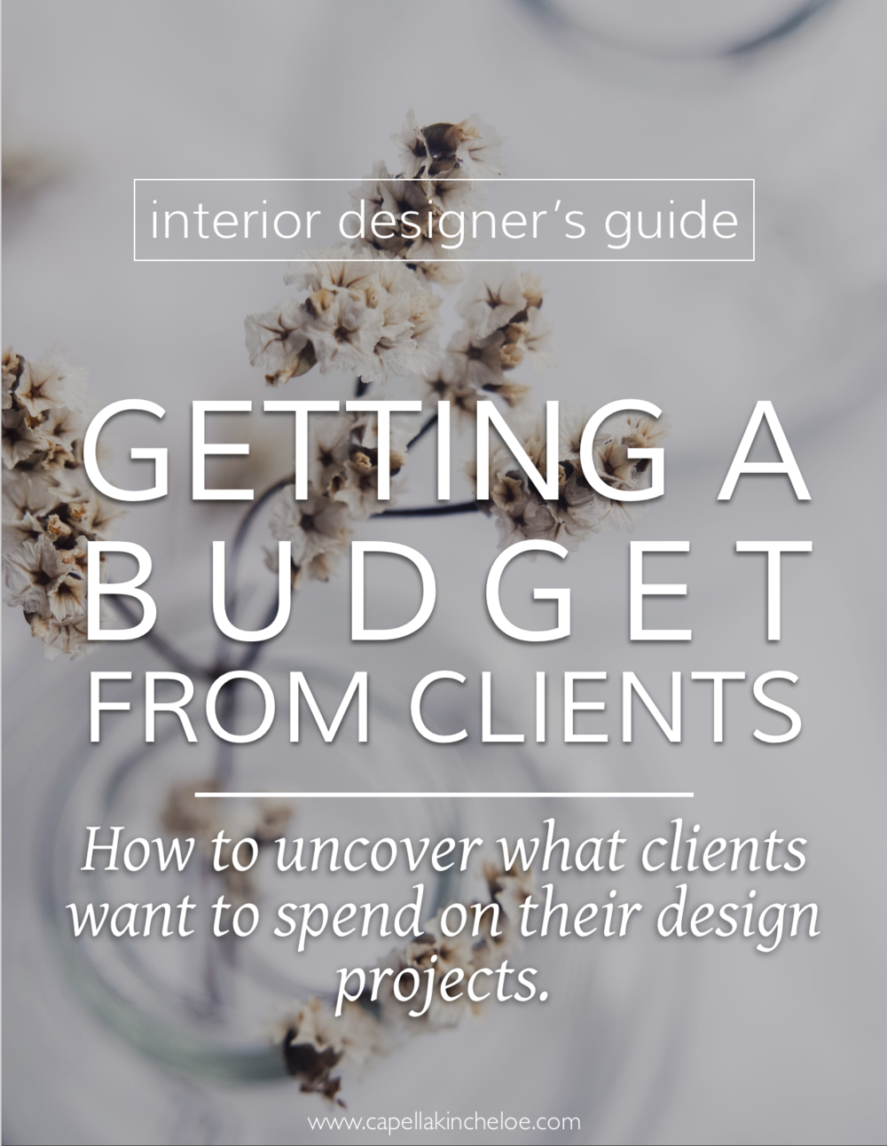 How to get a clear budget number from potential clients to avoid costly issues down the road.