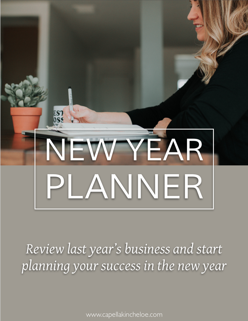 Review last year's business and start planning your success in the new year.  #interiordesignbusiness #cktradesecrets