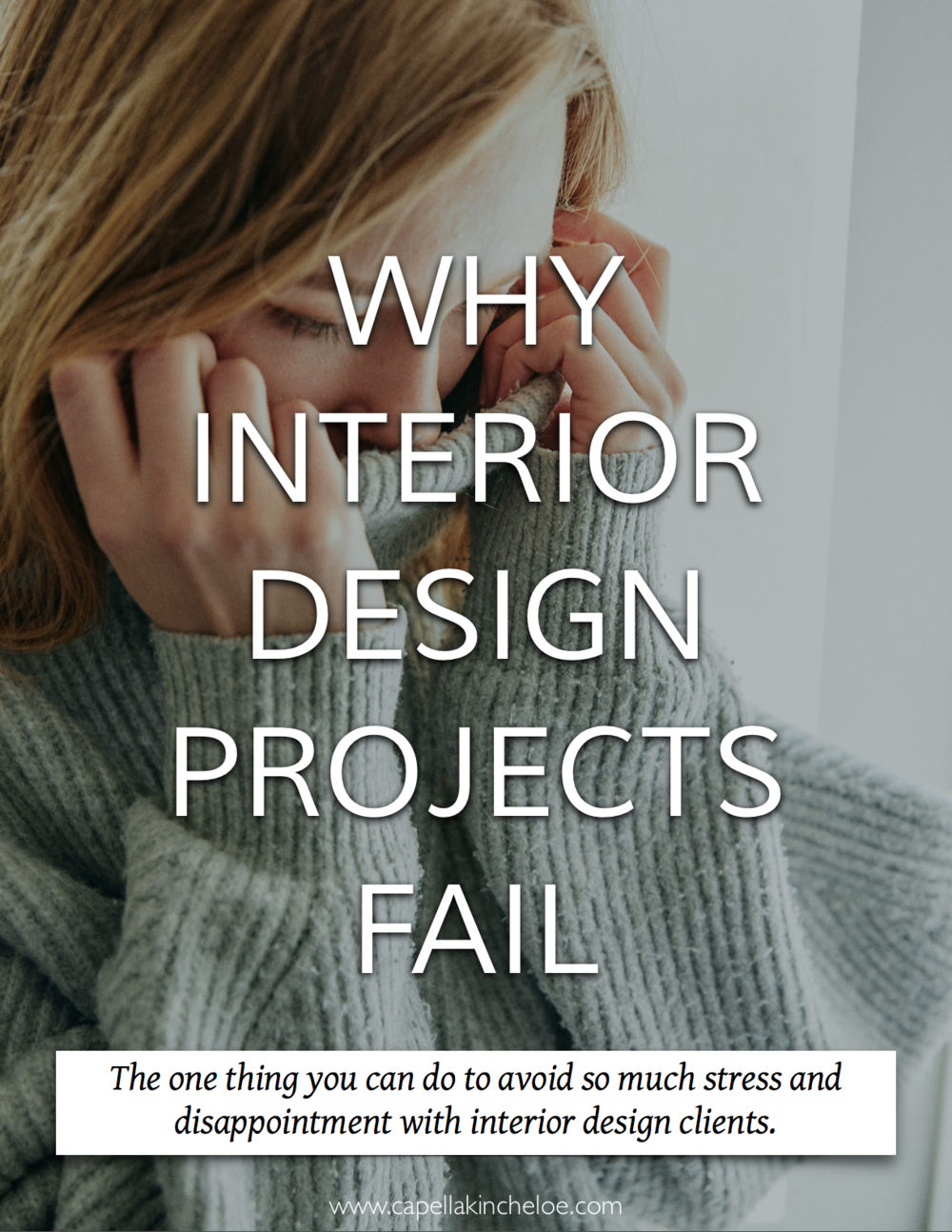 Why interior design projects fail and what you can do about it.  #interiordesignbusiness #cktradesecrets #interiordesignclients #expectations
