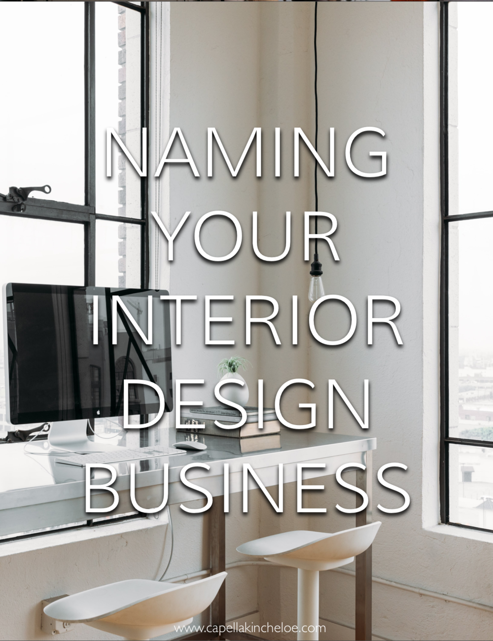 Naming your interior design business isn't easy, but there is one HUGE MISTAKE YOU SHOULD WATCH OUT FOR. #interiordesignbusiness #cktradesecrets #interiordesignbusinessname