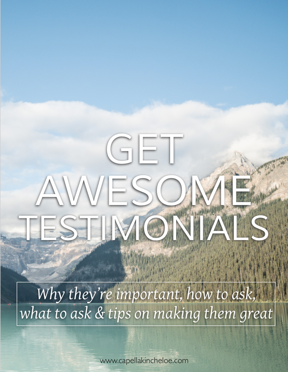 Testimonials can boost trust, legitimacy, and sales for your interior design business.  Learn how to get testimonials from clients.  #interiordesignbusiness #cktradesecrets #clienttestimonials