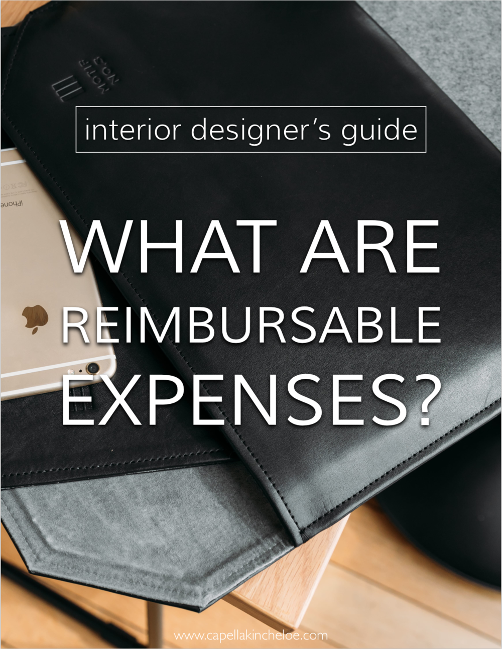 Are you properly billing your clients for reimbursables?  What are Reimbursable expenses anyway?  #interiordesignbusiness #CKTRADESECRETS #REIMBURSABLE