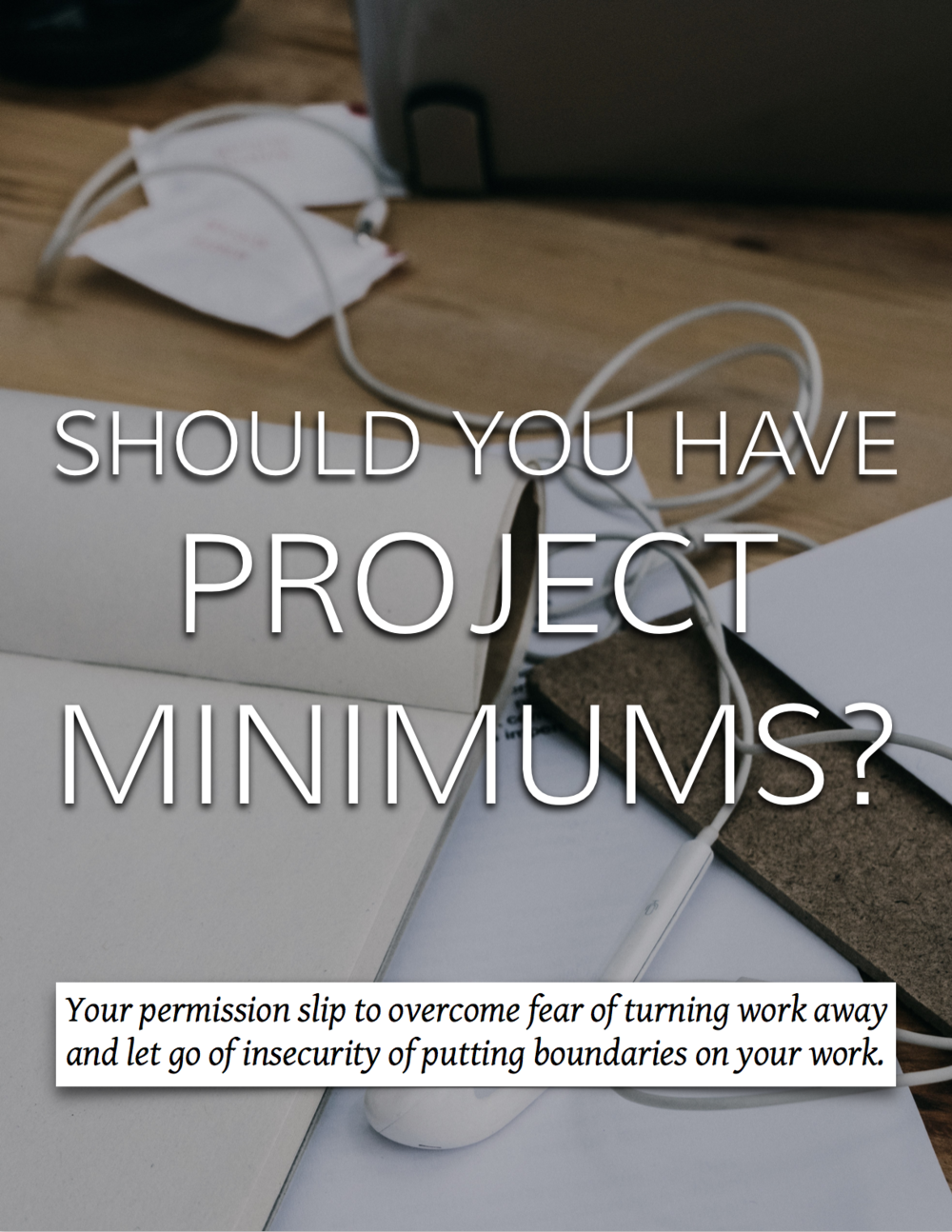 Yes!  Implement project minimums!  #interiordesignbusiness #cktradesecrets #projectminimums