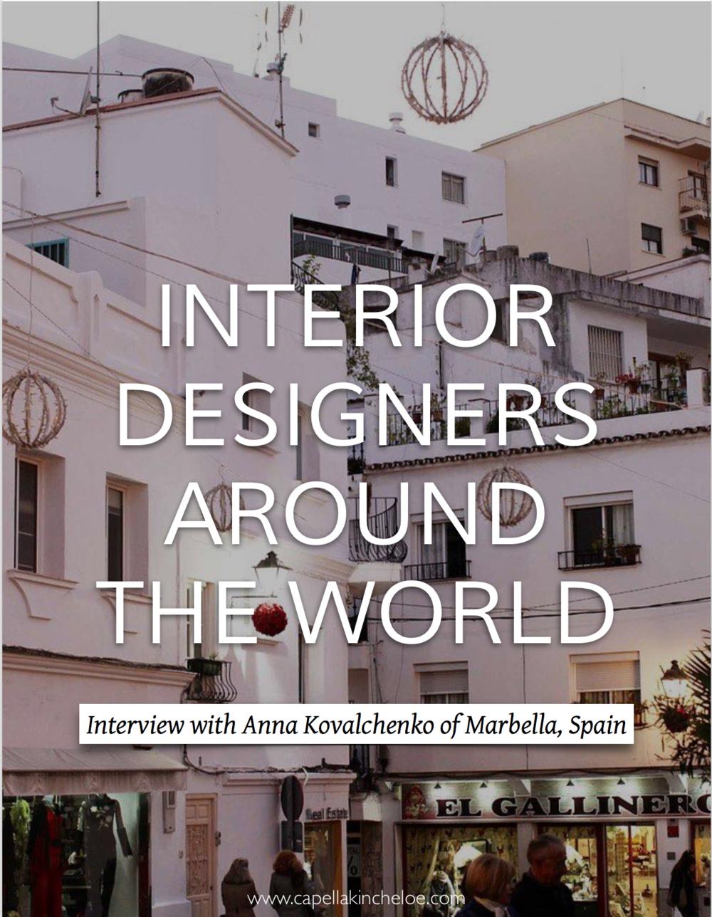 Get to know interior designers around the world #interiordesignbusiness #behindthebusiness #cktradesecrets