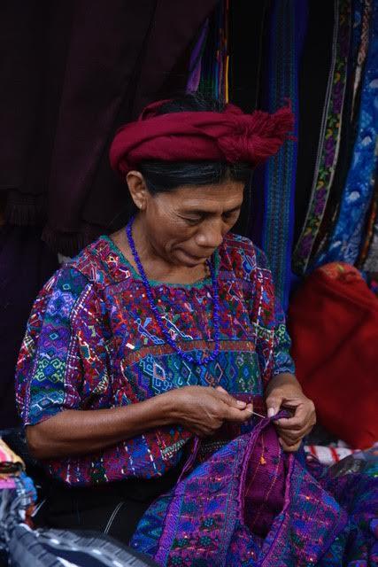 Guatemala interior design Textiles