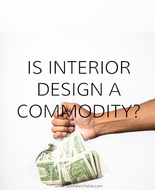 Feel like clients have smaller and smaller budgets? That their expectations are unrealistic? That they want a lot for a little? It's time to do something about it. #interiordesignbusiness #cktradesecrets