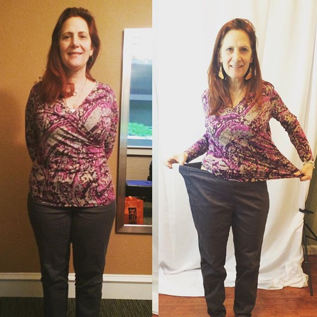 What a quick 40 days will do at 916Thin  Check out Marianne and hear her story on Saturday on 650AM #nutrimost #weightlosstransformation #weightloss #weightlossjourney #eatclean #916 #916thin