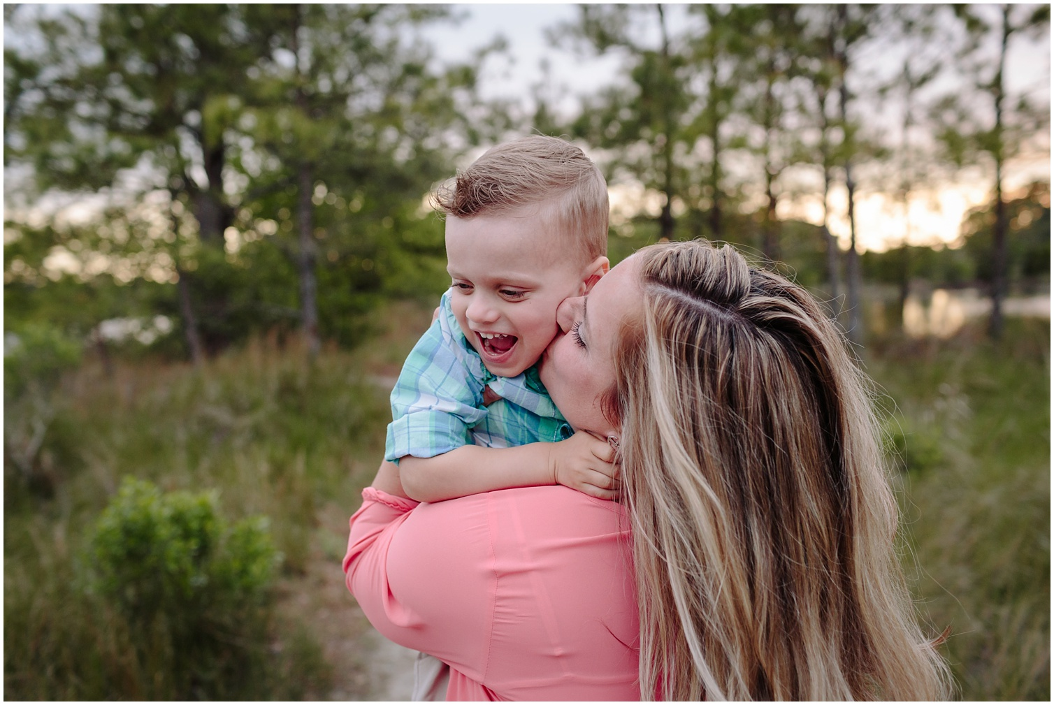 mother and son, virginia beach child photographer