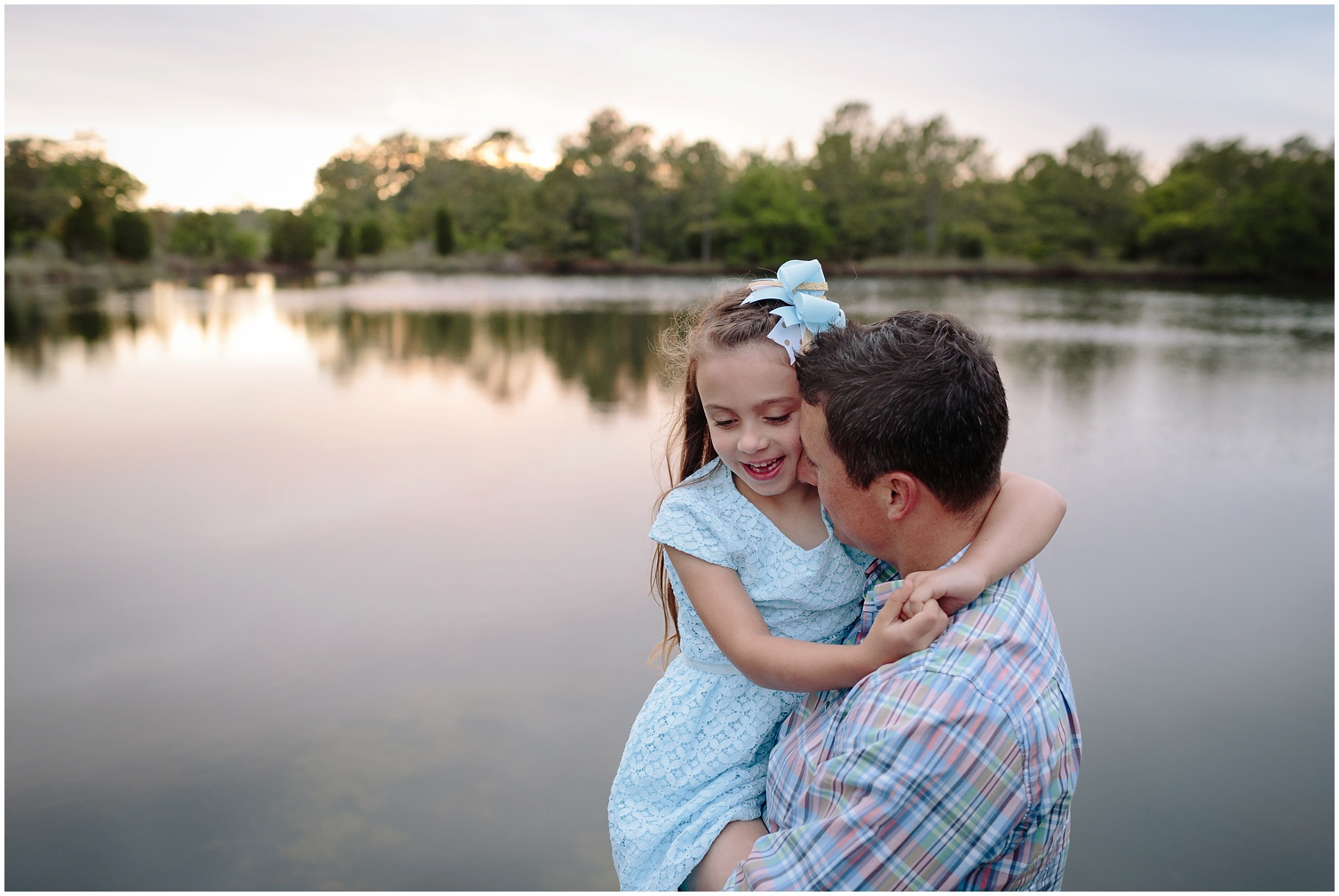 father and daughter, hampton roads family photographer
