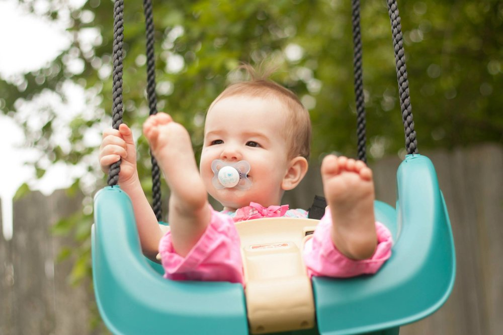 Swinging Baby! June, 2013