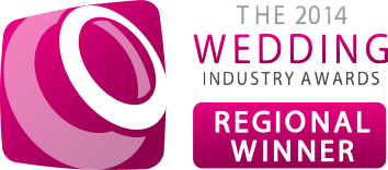 The wedding industry awards regional winner Florist Derbyshire and Nottinghamshire