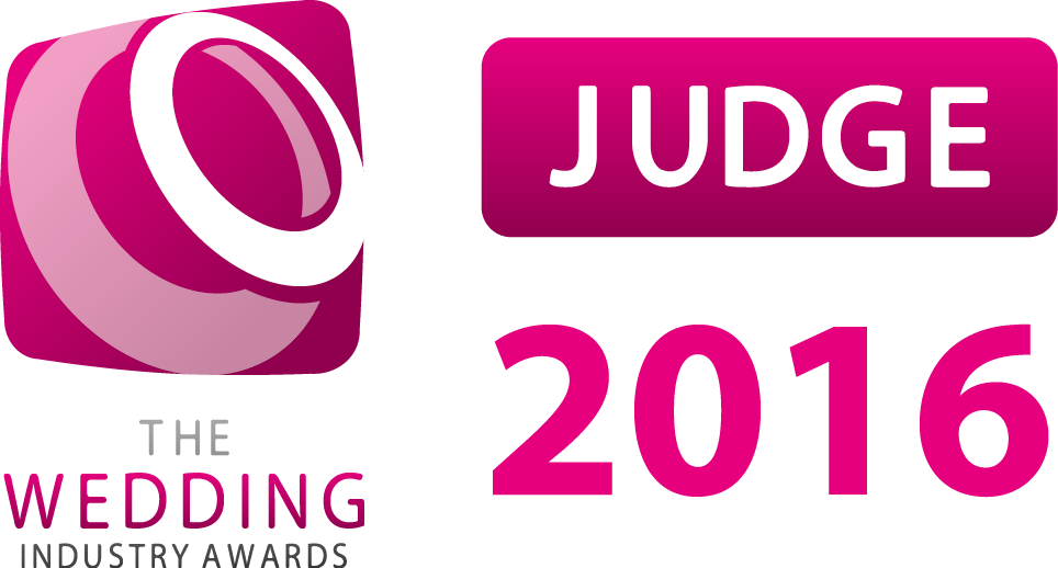 The wedding industry awards judge Florist Derbyshire and Nottinghamshire