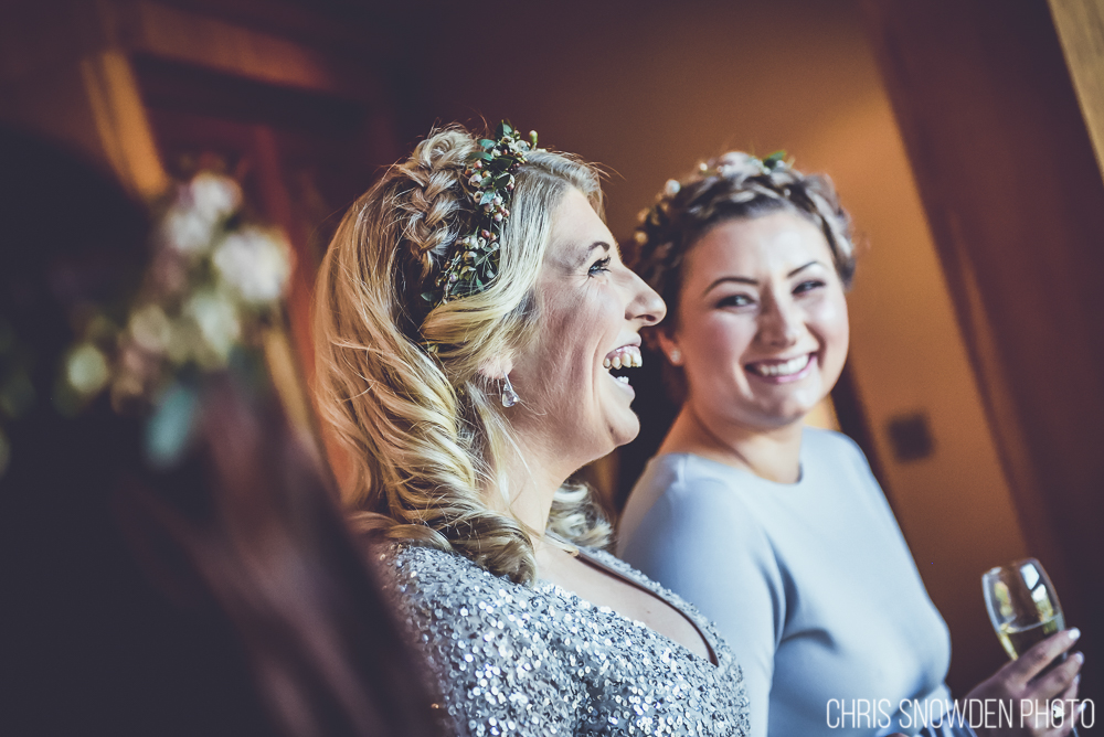 Beautiful previous tineke brides, Lucy and Heather xx