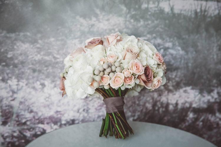 Wedding florist Nottingham