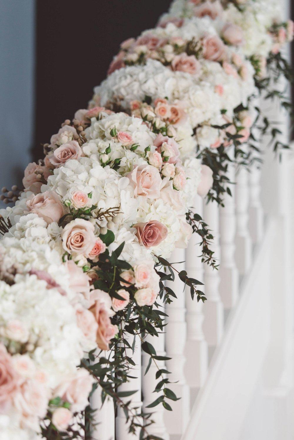 unique wedding flowers derbshire