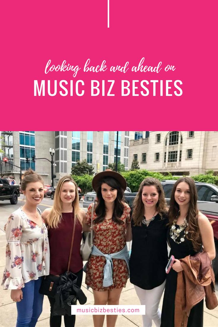 Looking Back And Ahead On Music Biz Besties