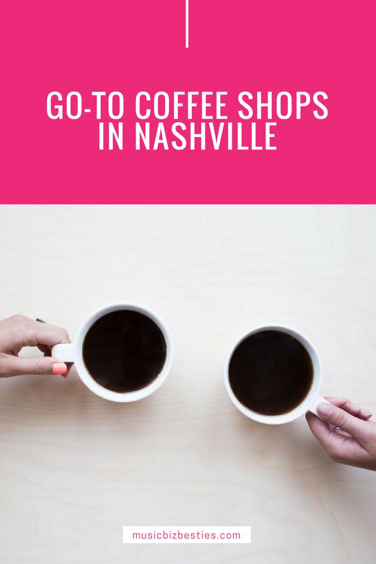 Coffeeshops in Nashville