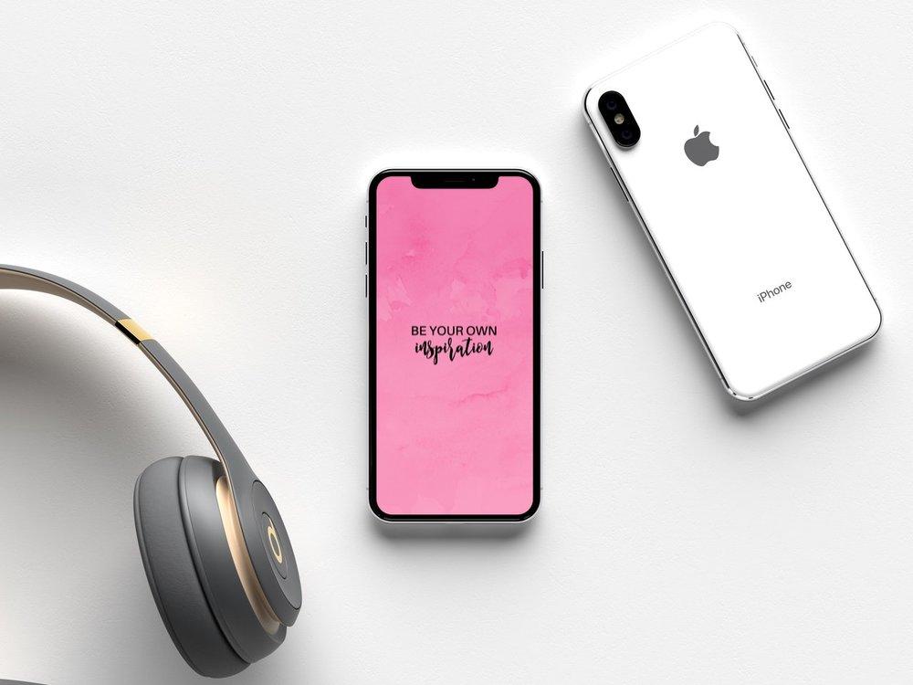 Inspiration phone wallpaper