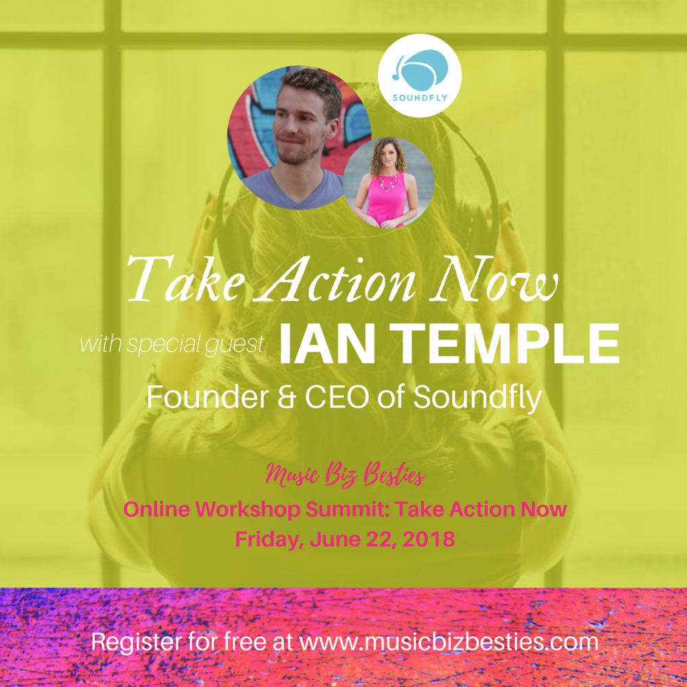 Take Action Now | Ian Temple