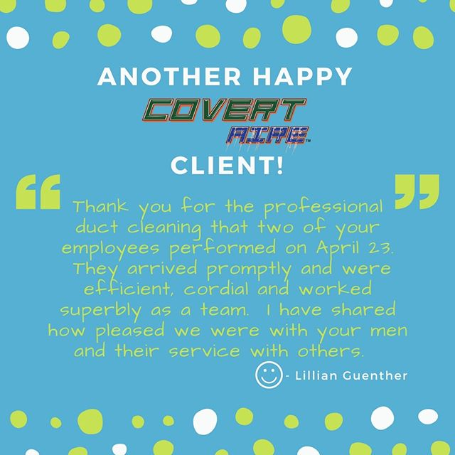 We love our clients, and we love it when they show us love back!!