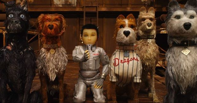 The trailer for Wes Anderson's latest film Isle of Dogs just dropped and we couldn't be more excited #RemoteReviews #Film