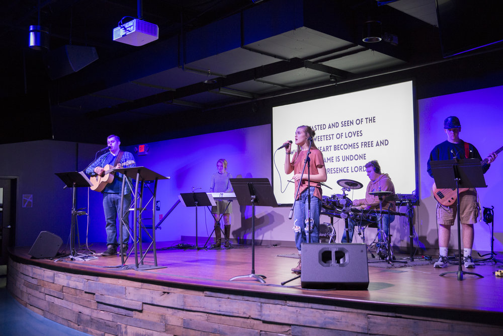 Student Ministry - We believe in the impact this next generation will have on the world. Our desire is to invest in them by helping them mature in Christ, to love, serve and share the gospel in their everyday lives.
