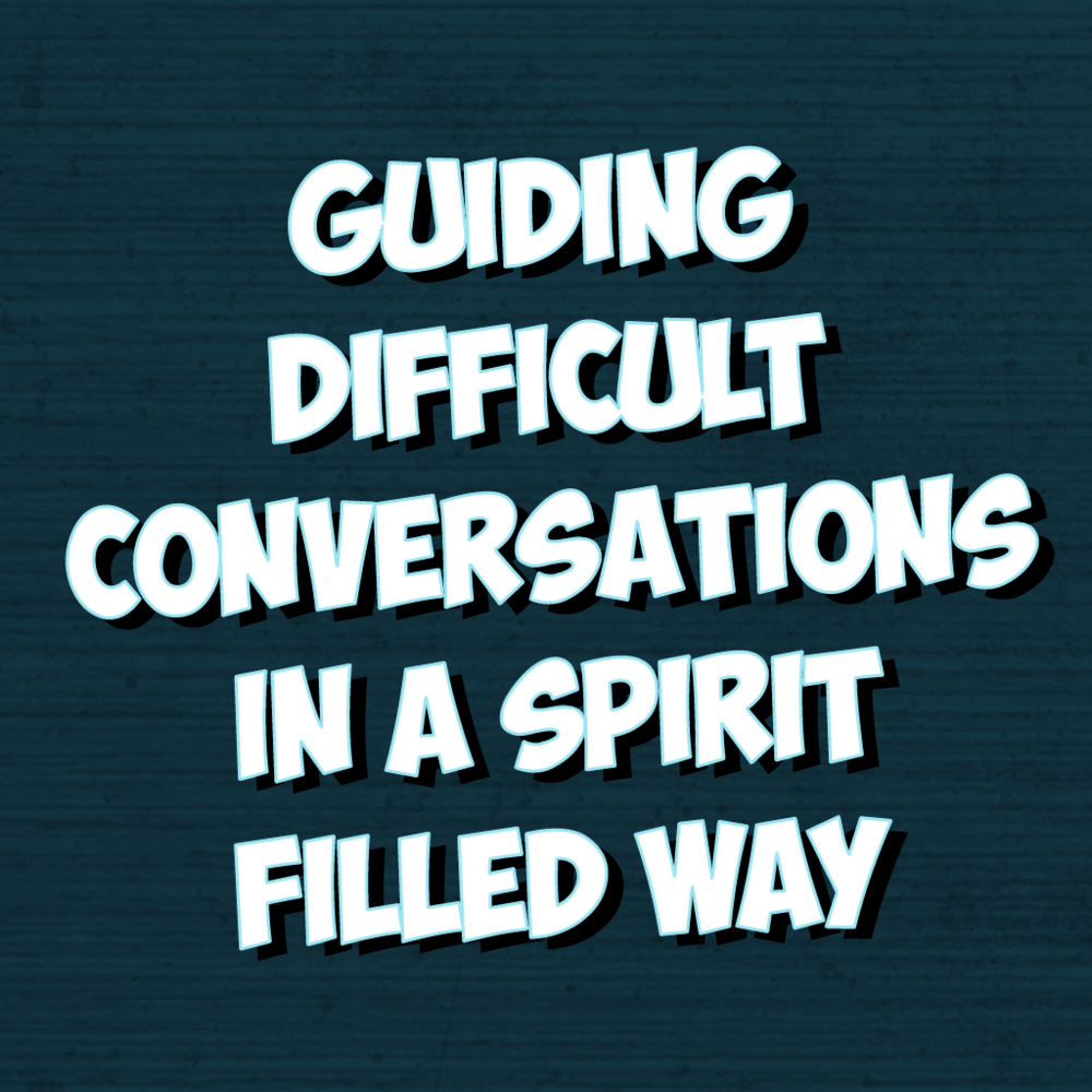 Guiding Difficult Conversations In A Spirit Filled Way - This breakout promise to equip the leader with conversations with children, parents, and other leaders.  All too often we fail to prepare our hearts when getting ready to address unwanted behavior with children.  Also, help with talking with parents about behavior, and strategies to have good conversation with other leaders.This session will be led by Josh Zuniga and is limited to the first 30 registrants.
