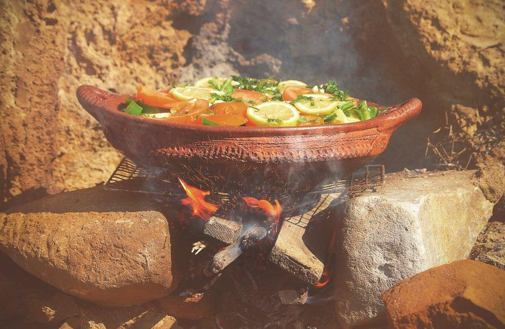 barbecue sano e gustoso