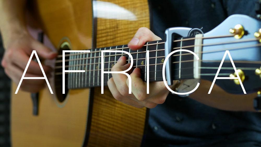 Guitar Tabs — James Bartholomew